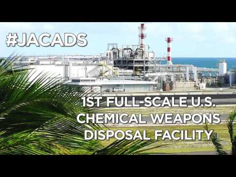 Johnston Atoll Chemical Agent Disposal System: End of Operations Anniversary