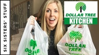 19 of the The Best Kitchen Dollar Tree Items! What Works and What Doesn't!