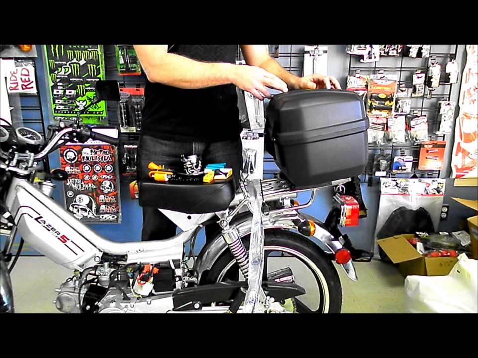 SSR Lazer 5 Moped Rear Brake Lever
