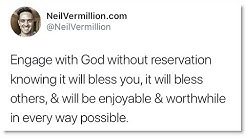 Your Participation In The Here And Now - Daily Prophetic Word