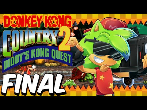 Donkey Kong Country 2: Diddy's Kong Quest (SNES) - FINAL -
