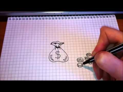 Простые рисунки #102 Загадывай желание =)