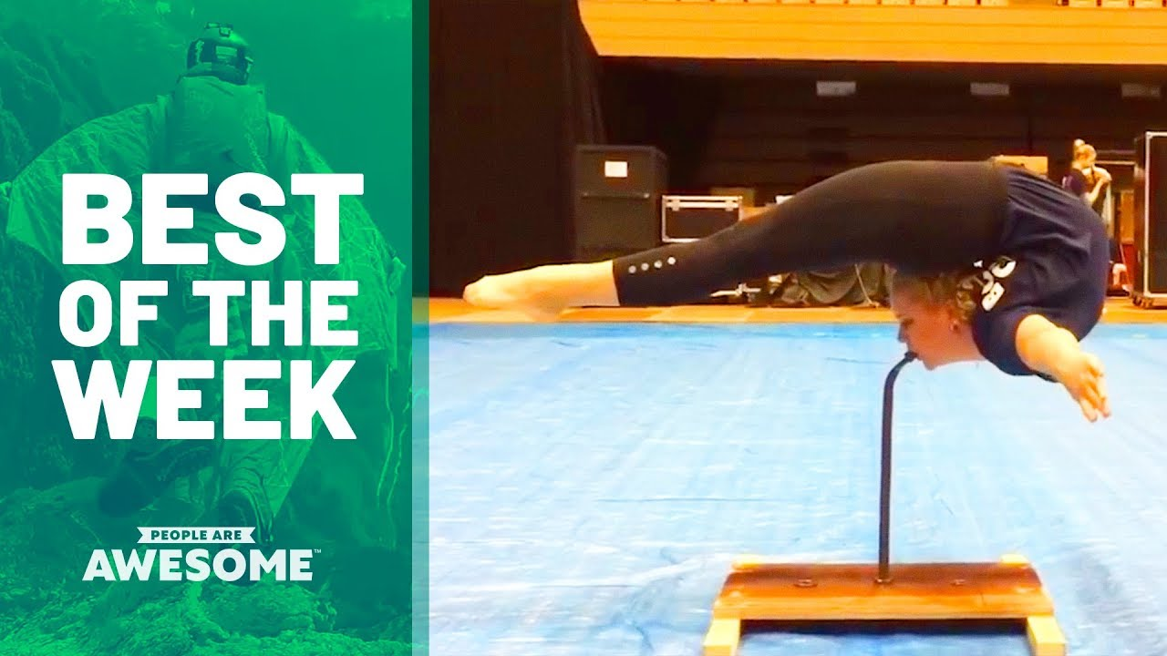 Gymnastics Skills, Fast Workers & More   Best of the Week image