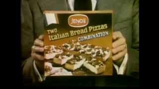 Jeno's 1978 Italian Bread Pizza Commercial