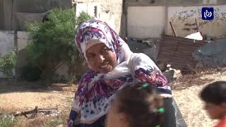 عائلات في قطاع غزة تعيش في عيادات تابعة للأونروا - (31-5-2019)