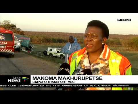 27 people confirmed dead in the Limpopo accident