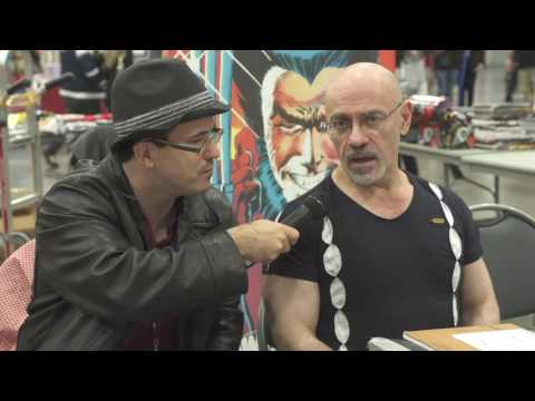 Indie Corner TV: Episode 12 Joe Rubinstein Artist  2016