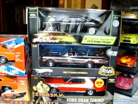 1 18th scale movie diecast car collection for sale youtube for Movie photos for sale
