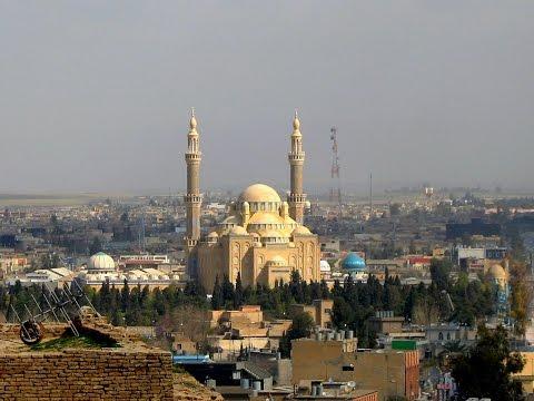 Central Mosque in Erbil - Iraq | Islamic Videos