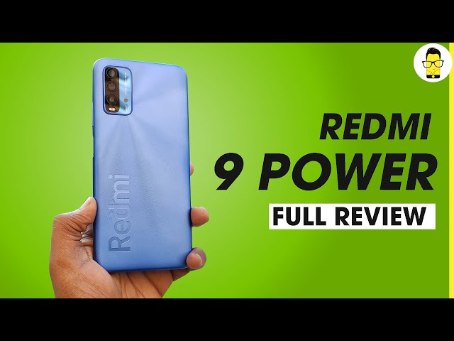 Redmi 9 Power Review - 2020's best phone under Rs 12,000?