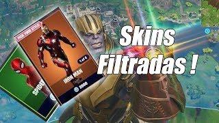 Fortnite Fortnite Skins Infinity War !!! | Oncle Jack :v