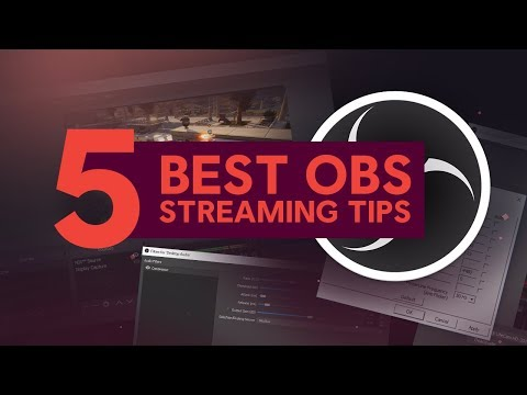 5 OBS Tips to Improve Your Stream