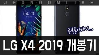 [급.생] LG X4 2019 개봉기