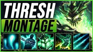 Thresh escalated quickly | League of Legends | Good Thresh Game