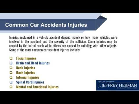 J. Jeffrey Herman: Car Accident Attorney Ventura County