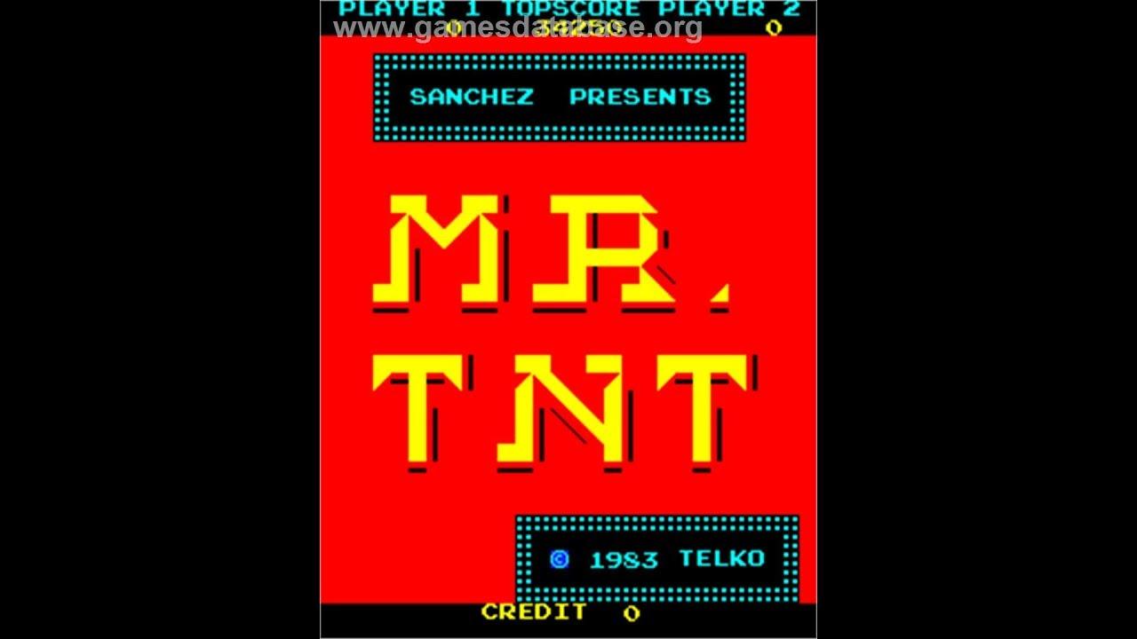 MiSTer (FPGA) Mr  TNT Arcade core (20171110)