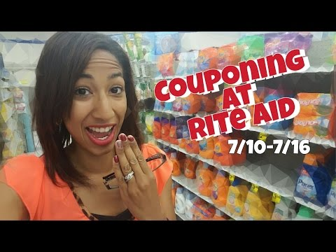 Rite Aid Couponing Trip: CHEAP OxiClean...