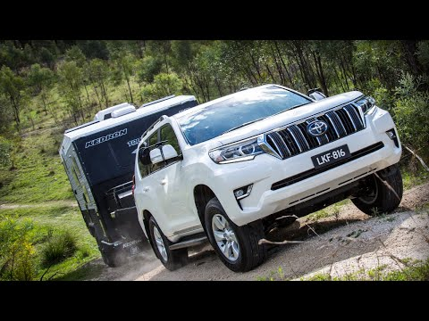 NEW RELEASE 2018 PRADO TOWING 3t OFF ROAD