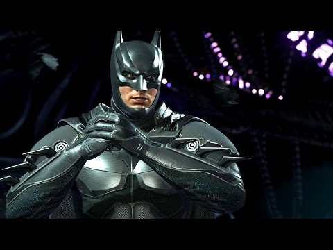 INJUSTICE 2: All BATMAN Intros (Dialogue & Character Banter)