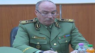 اللواء شنقريحة ينصب العميد عبد الغني راشدي نائبا للمدير العام للأمن الداخلي