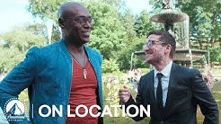 "Lance Reddick's ""John Wick"" Tour of NYC 