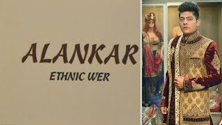 #ad ALANKAR    ETHNIC WER - Suit,Sherwani & Indowestern - BOTAD   #Devgadani[#PMH]