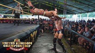 FULL MATCH - Amir Jordan vs. Zack Gibson - WWE UK Championship Tournament First-Round: June 19, 2018