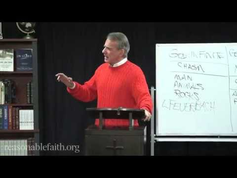 Doctrine of God Part 1: An Introduction | William Lane Craig