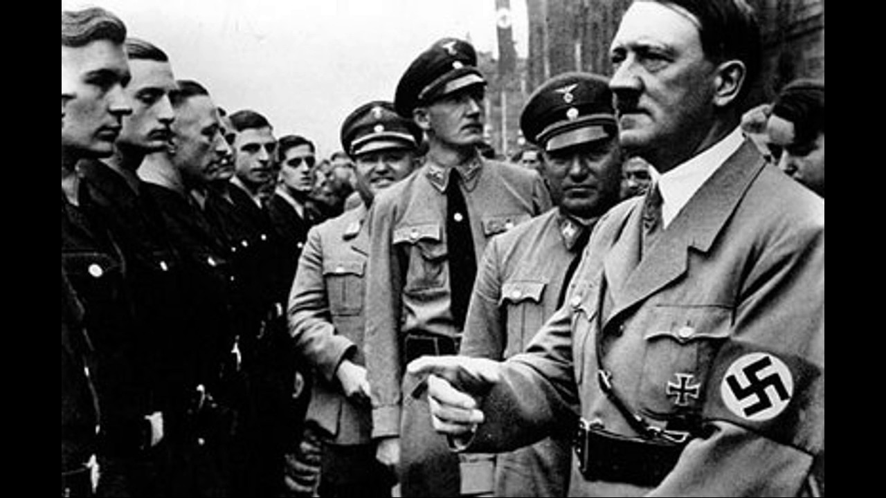 the early life and rise of adolf hitler to power Early modern includes the english civil war & the tudors  download hitler's rise to power - powerpoint  recognise that no single factor led to hitler's rise.