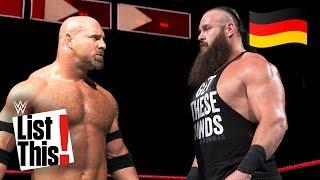 5 Dinge, die wir bei WrestleMania 35 sehen wollen: WWE List This! (DEUTSCH)