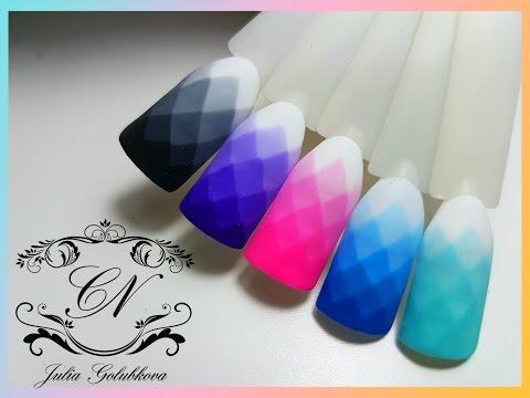Разноцветный маникюр: как красить ногти разными лаками?