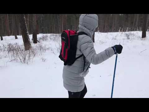 Cross Country Skiing 2019 Pattee Creek Canyon Missoula MT Pattee Canyon