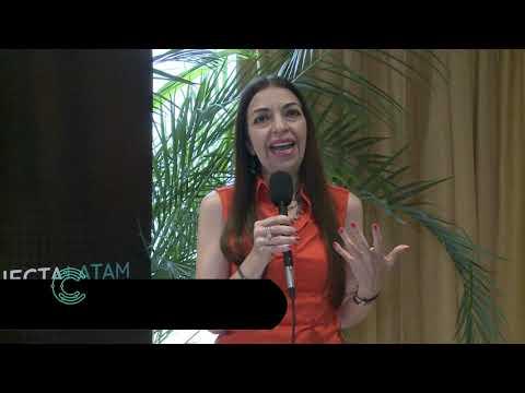 Entrevista con Elena Estavillo en el Conecta Mexico