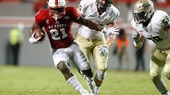 Browns select NC State RB Matthew Dayes
