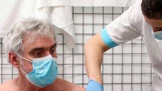 Расследование после неудачной прививки в Словакии