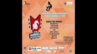 Hornbill International Music Contest 2018 LIVE STREAM. 6TH DEC, 2018.