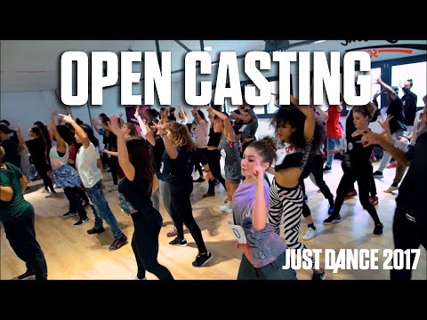 Just Dance 2017 | #1 Episode : Open Casting - Making of a Just Dancer
