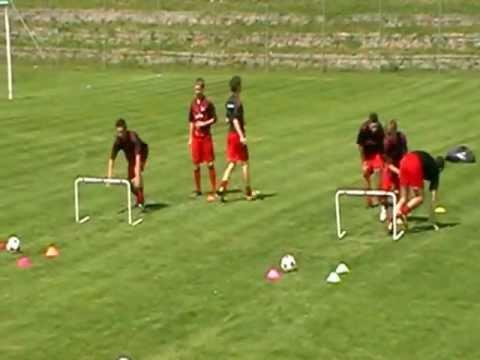 Allenamenti Calcio Football Training For Kids