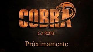 COBRA GX 8000 | detector de oro y metal todo en uno - Próximamente