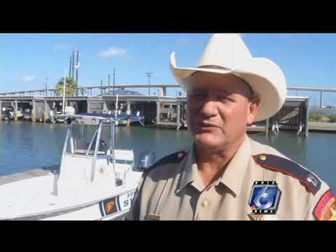 Nueces County Sheriff's Department new boat