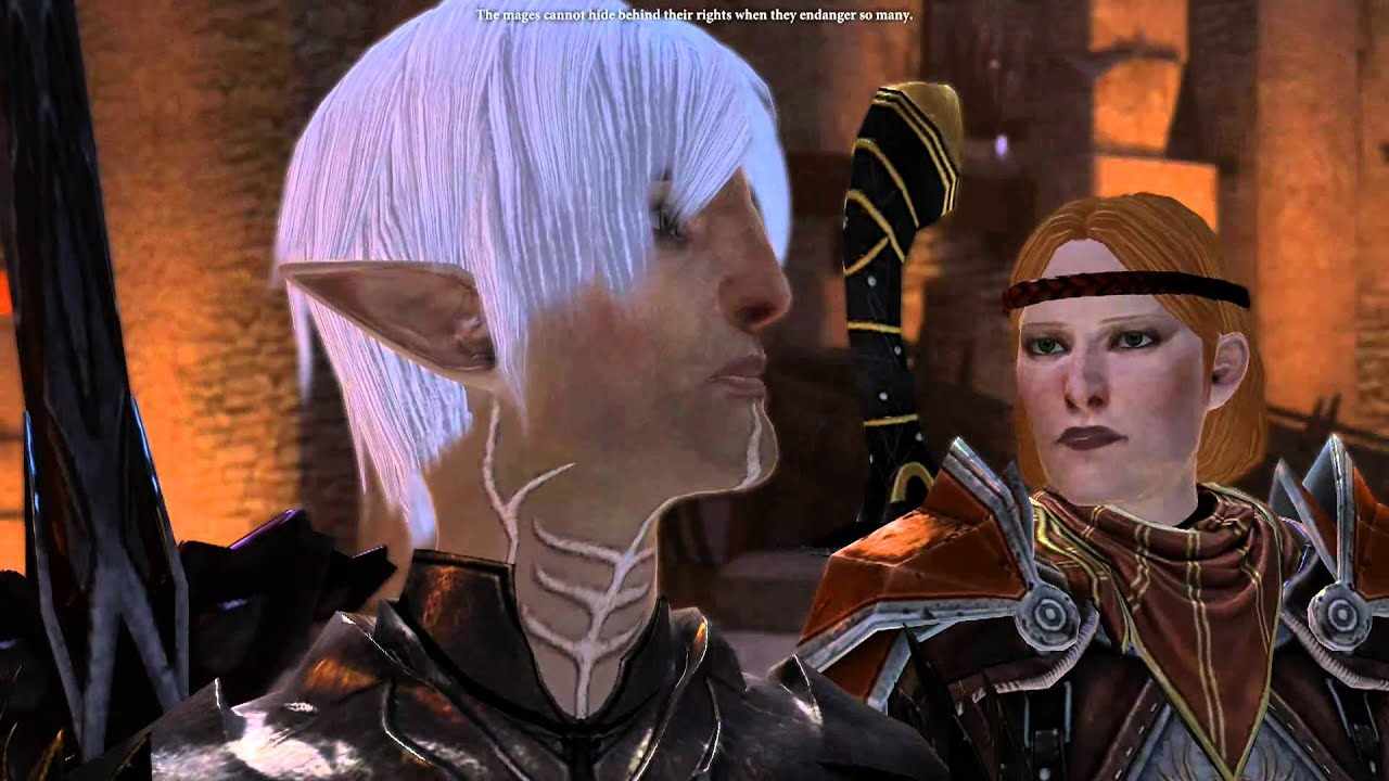 Dragon Age 2 The Last Straw 1 3 Siding With The