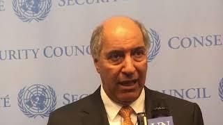 وزير الموارد المائية في العراق: التغير المناخي لا يعرف الحدود السياسية