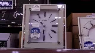 CITIZEN 電波置き時計 マリアージュ 4RY706 thumbnail