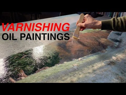 how-to-varnish-an-oil-painting---my-top-5-tips!