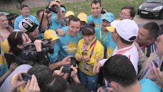 SPORTS.KZ: Майя Манеза обладательница Золотой медали