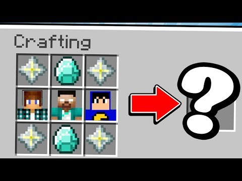 Minecraft: O QUE ACONTECE SE VOCÊ FUNDIR AUTHENTIC, REZENDEEVIL E PAC?