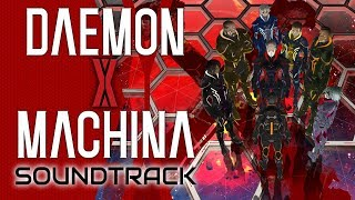West VII - DAEMON X MACHINA Soundtrack