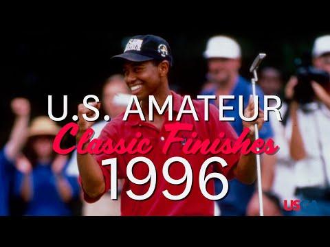 U.S. Amateur Classic Finishes: 1996