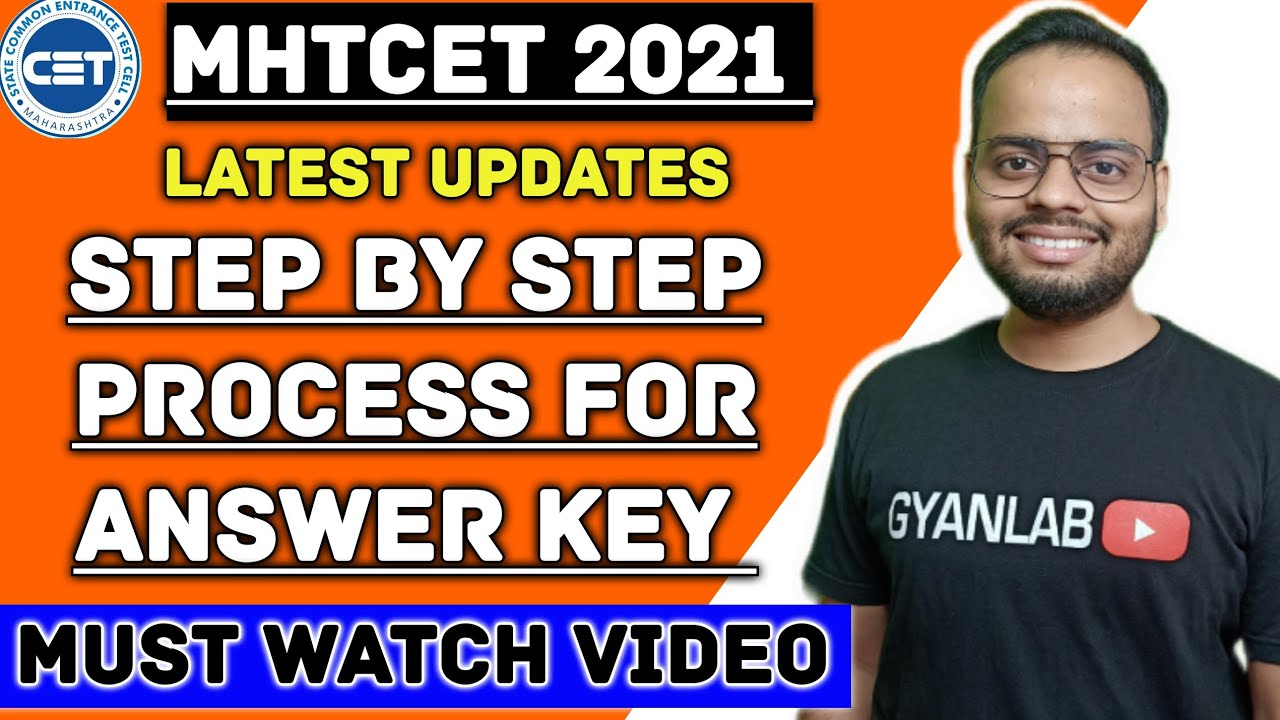 ? MHTCET 2021 ? | How to Check Answer key | Step by Step Process | Website still not working? Ajay