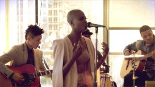 "Latice Crawford  Performs ""Choose Me"" Live at BMI"
